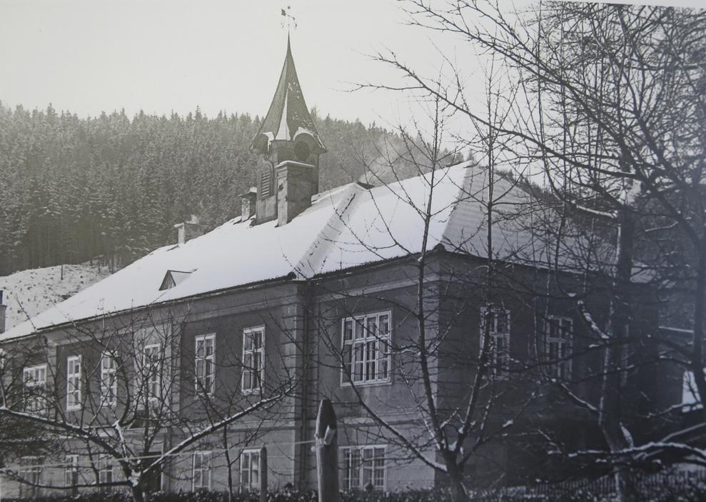 Foto der Bergdirektion (Archiv Buchleiten)
