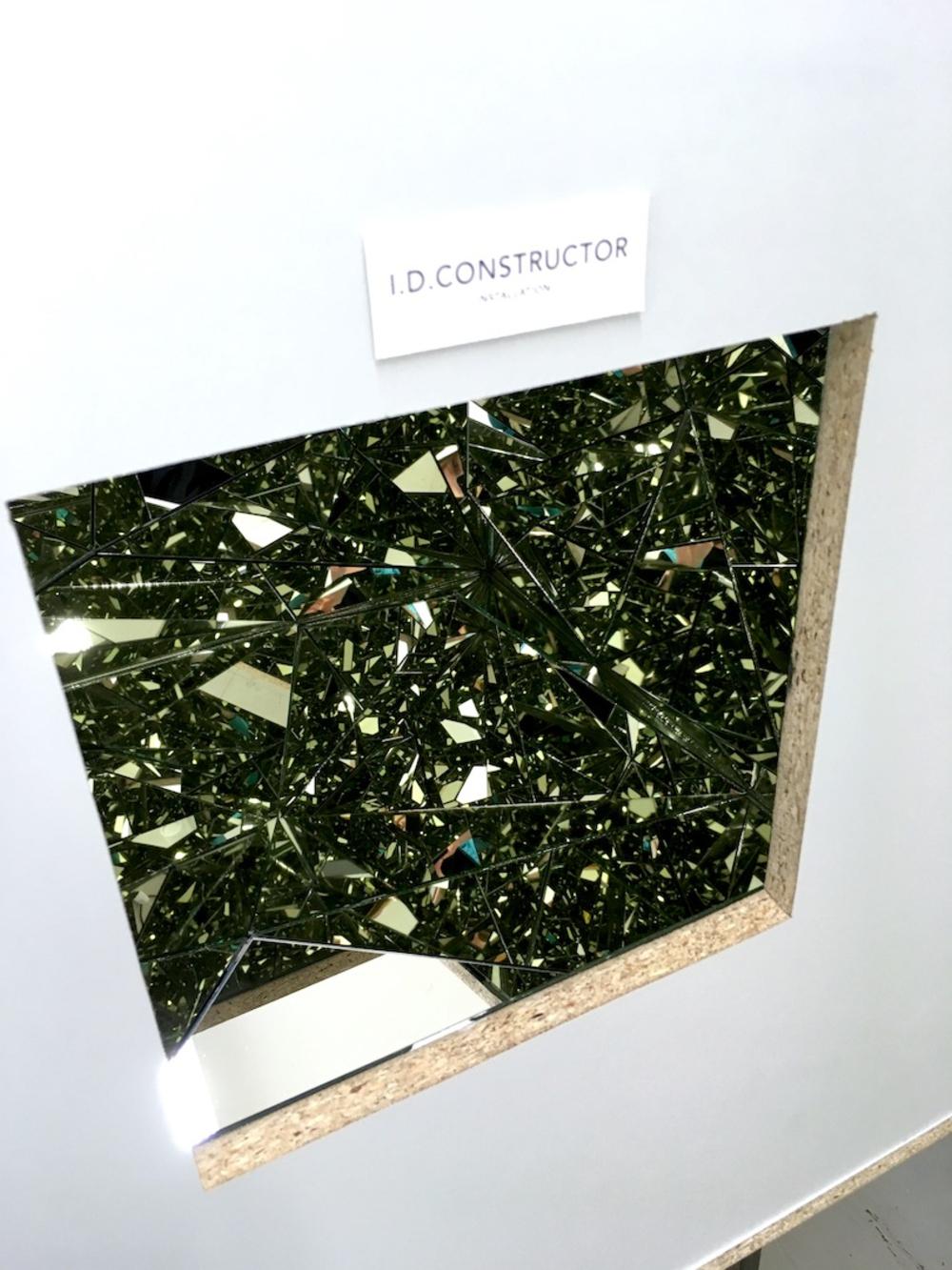 Bild des Sichtfensters des I.D. Constructors