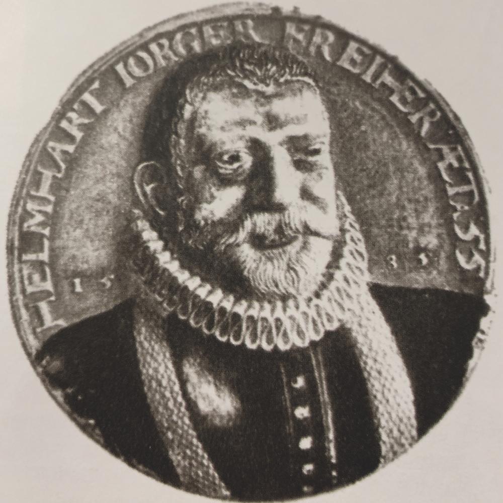Bild von Helmhart Jörger im 55. Lebensjahr