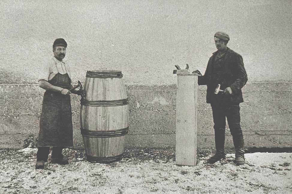 Binder und Kistenmacher