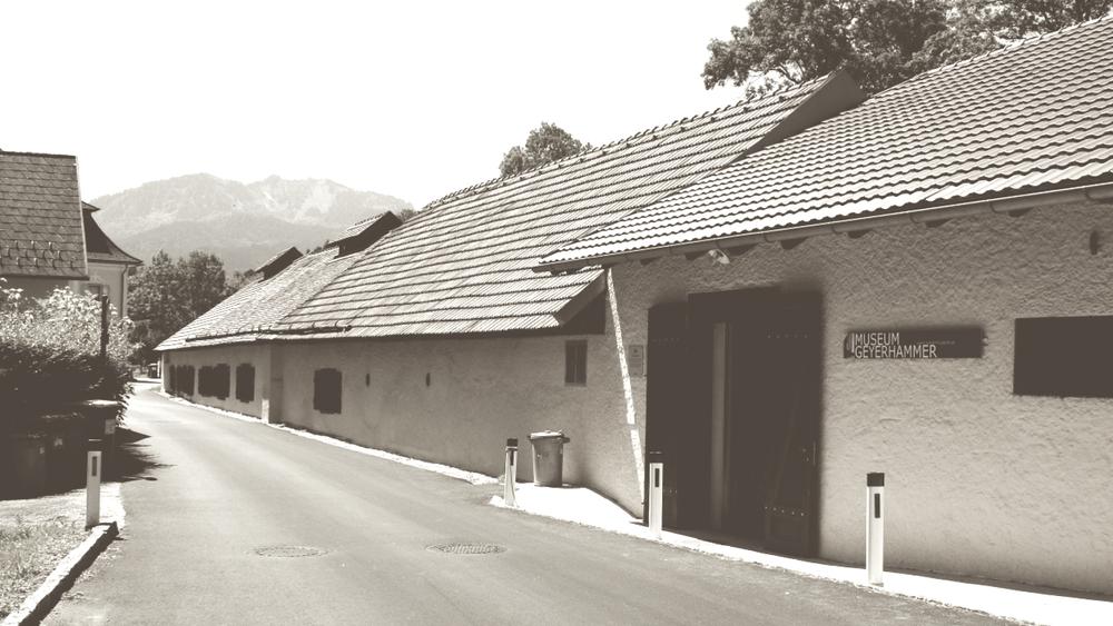 Bild des Sensenmuseum Geyerhammer Außenansicht
