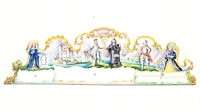 Carl Ritter, Stadtarchiv Gmunden Handschrift 129, OÖLA
