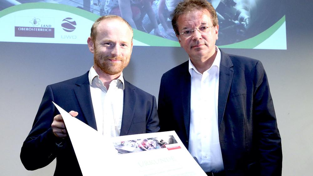 Landespreis Umwelt mit Rudi Anschober, © Land OÖ/Linschinger