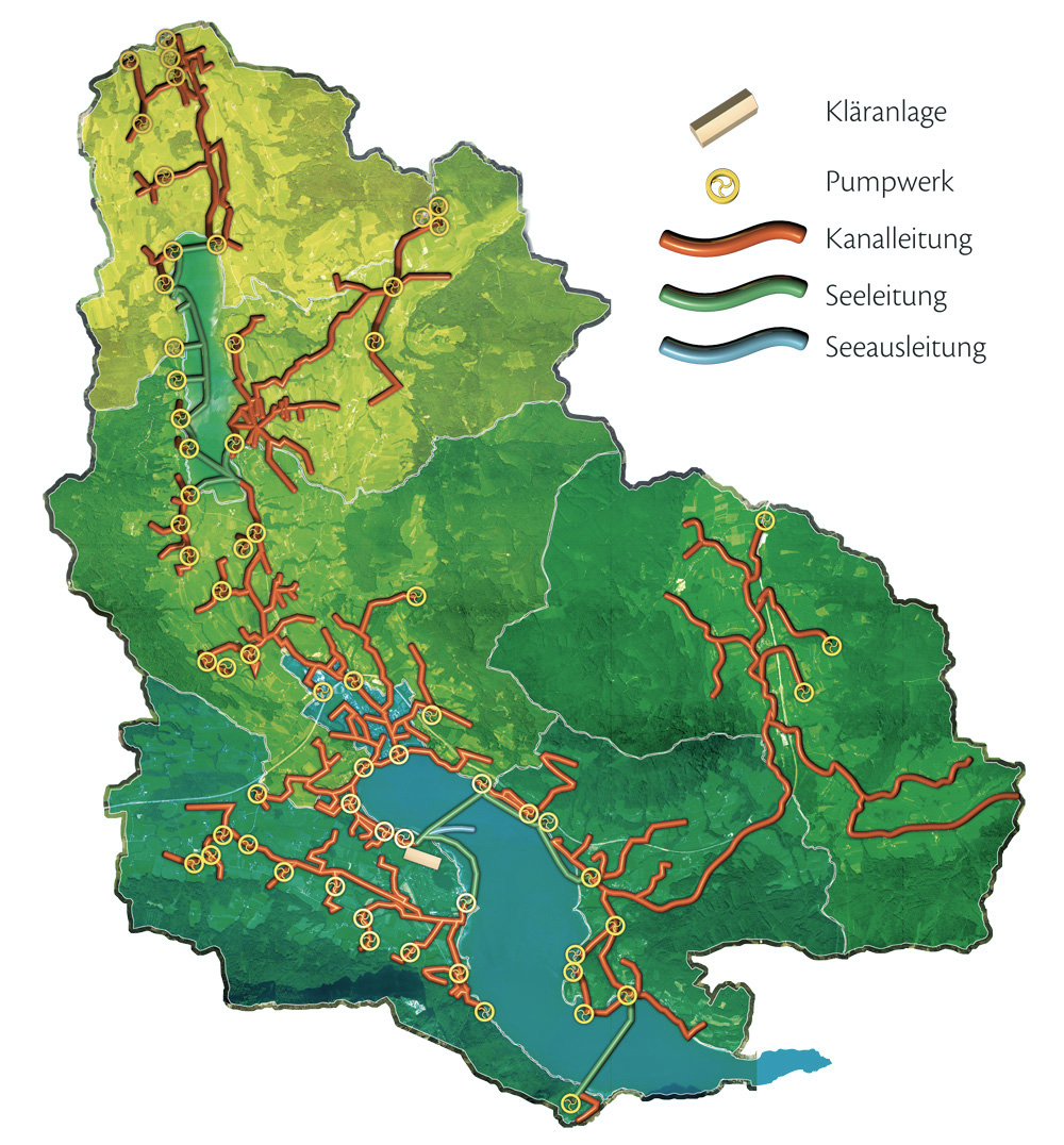 Karte Verbandsgebiet