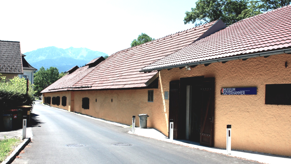 Museum Geyerhammer Außenansicht