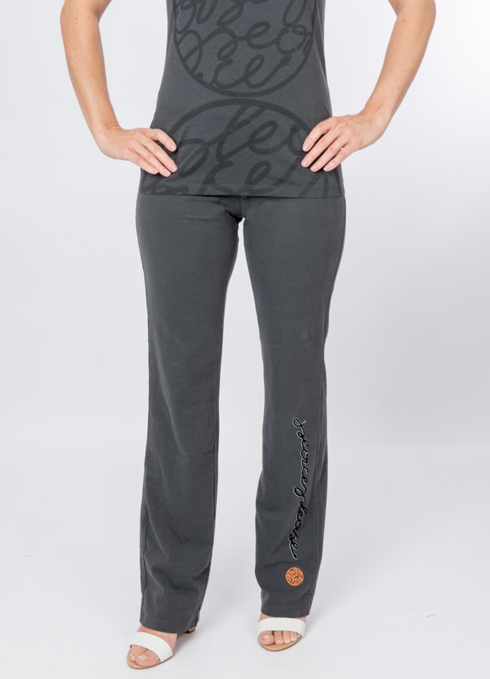 Bild Jogginghose grau Damen