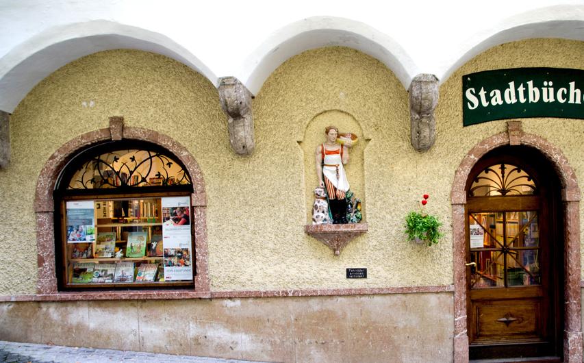 Bild der Stadtbücherei Gmunden