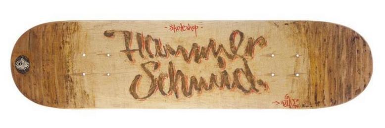 Bild des Skatedecks Hammerschmid