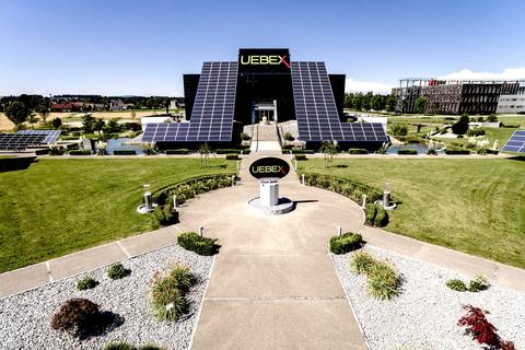 Foto Außenansicht Uebex