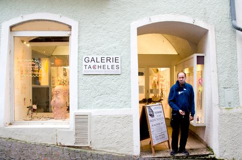 Bild Galerie Tacheles
