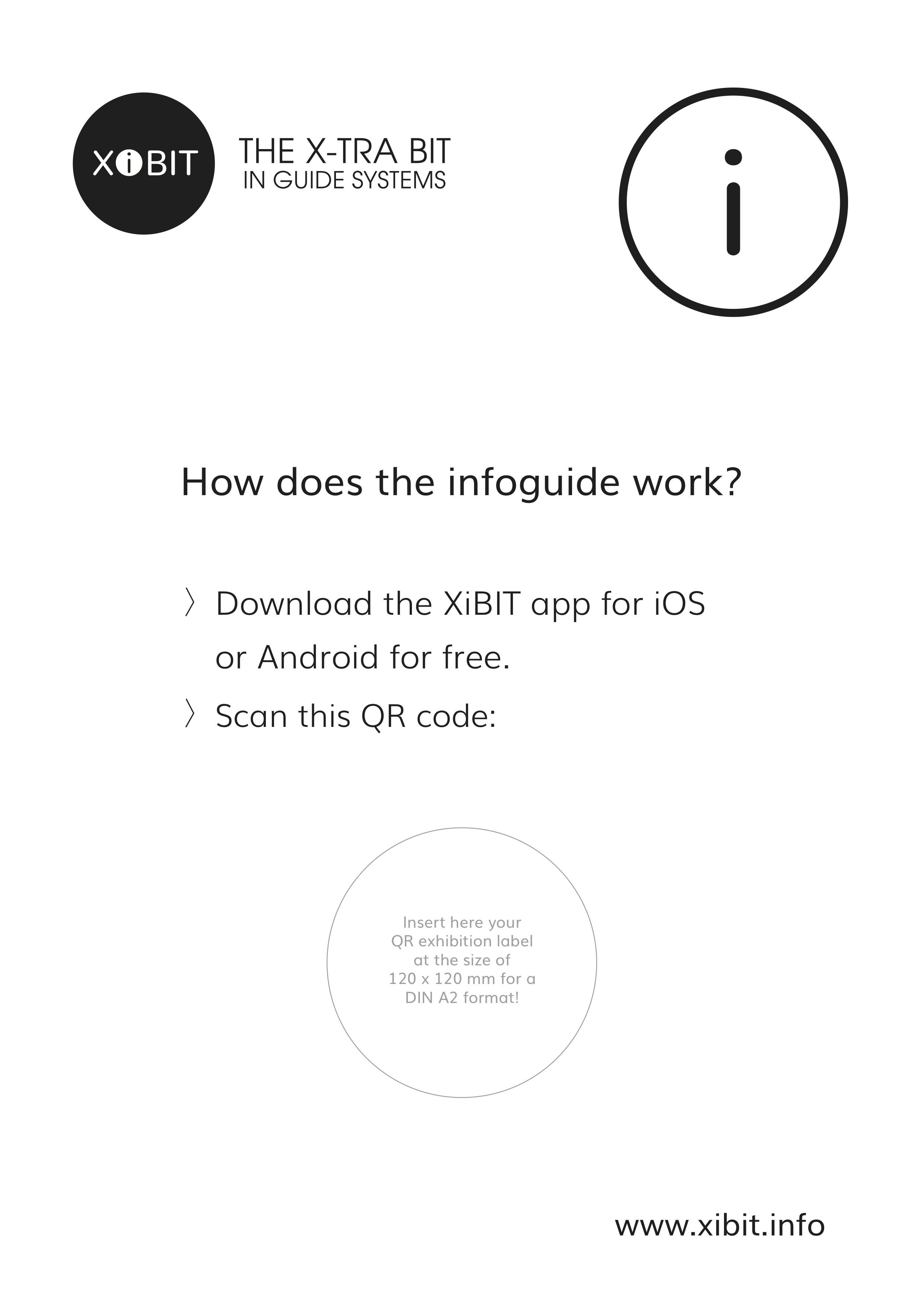 Logos | XiBIT Infoguide